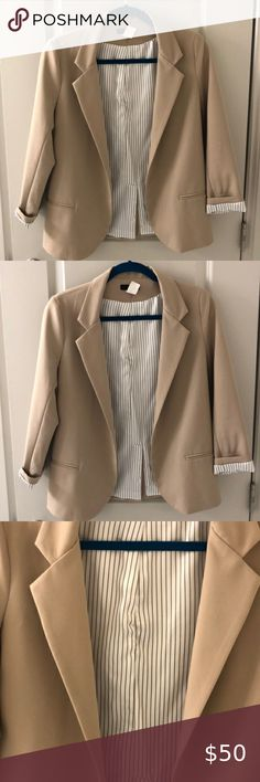 TAN//TAUPE LT BROWN FAB GOOD QUALITY POLY VISCOSE SUITING IDEAL LADIES SUIT
