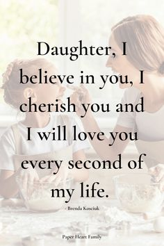 Prayers For My Daughter, Mother Daughter Quotes, Mother Daughter Relationships, I Love My Daughter, Little Girl Quotes, Baby Quotes, Beautiful Daughter Quotes, Baby Life Hacks, Daughter Birthday Cards