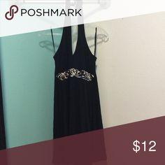 Dress ❗️FINAL SALE, CLEARING CLOSET❗️ Halter sequin dress Dresses Midi