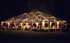 Wedding Tent SANDRA & VERONICA WEDDING PLANNERS