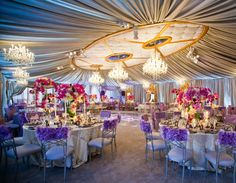 5 Ways to Transform a Not-so-Swanky Wedding Reception Venue | The Plunge Project