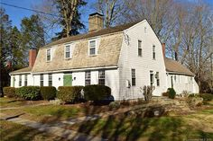 Also available for rent at $1800. month. Circa 1720 Jonathan Barnes house located on the historic Tolland Green! Classic 18th century Gambrel Colonial with 12 over 12 windows, 6 fireplaces, newly r…