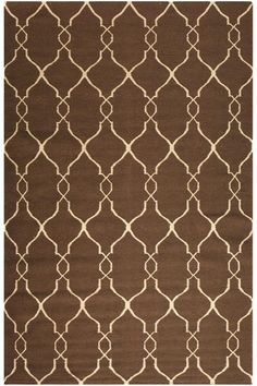 Argonne Rug: nothing beats the style of this flatweave rug. #HDCrugs HomeDecorators.com