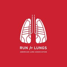 Brandon Land art...running to raise money, TY; but it always hits me--lung disease, you can't run...