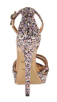 Roberto Cavalli Glitter Sandals  http://rstyle.me/n/dveibnyg6