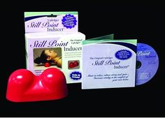 Still Point Inducer Original - Solid Red Foam - Help Relieve Congestion, Headaches, Anxiety, and Overall Tension