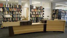 Virginia Tech Library Desk
