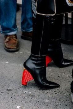 Стильные сапоги — Модно   Nemodno Сапоги Ботфорты, Сапоги До Колена,  Стильная Обувь, 9cdb572002c