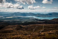 Taupo Lake Mountains, Beautiful, Nature, Travel, New Zealand, National Parks, Beautiful Landscapes, Islands, Naturaleza