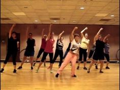 "▶ ""BEAT IT"" by Michael Jackson - Dance Fitness Workout Choreography Valeo Club - YouTube"