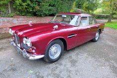 1963 Aston Martin Lagonda Rapide - Silverstone Auctions