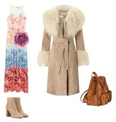 """""""Hippie"""" by patricia-cuesta on Polyvore featuring moda, Yves Saint Laurent, Miss Selfridge y Gucci"""