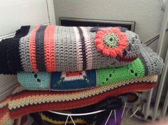 Bunken af tæpper vokser