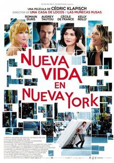 Nueva vida en Nueva York [Vídeo-DVD] / una película de Cédric Klapisch