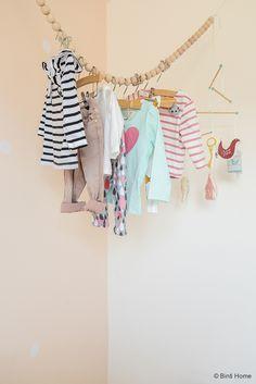 Boho Deco Chic: TOMA NOTA: Como decorar LOW COST el dormitorio de un bebé!