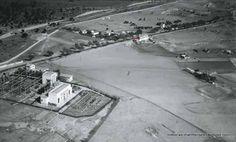 1953 A5 crtra. Extremadura a la altura del paso inferior c/ Villamanin, Batán.