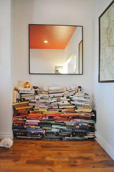 #Hipster  Hipster Wedding : Insane book displays