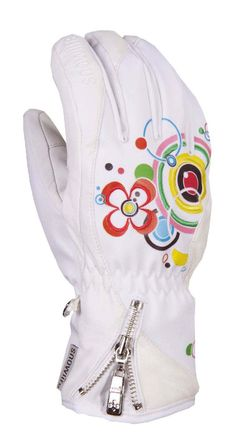 Snowlife Beauty Queen Glove  snowfox 71406ca55c42