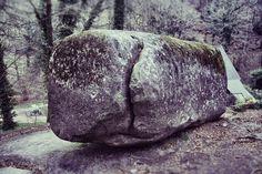 La Roche Tremblante - Huelgoat #bretagne  #brittany #nature #mystere #legend