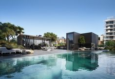 Arvia Coolangatta, Queensland  // Boutique Apartments // Designed by Ellivo Architects for Aspect Property Group