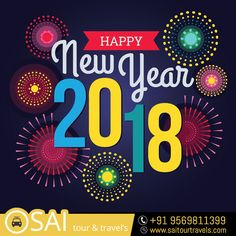 Just like a new bloom spreads fragrance around, let the New Year also fill you with happiness. #Newyear #Happynewyear #Newyear2018 #Fun
