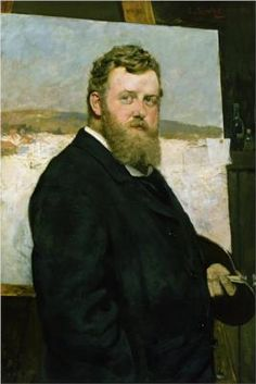 Frits Thaulow, Johan Frederik né à Christiania le 20 octobre 1847 et mort à Edam-Volendam le 5 novembre 1906, est un peintre et graveur impressionniste norvégien. Frits Thaulow avait épousé la belle-sœur de Paul Gauguin.