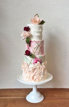 The Most Charmingly Sweet Wedding Cakes