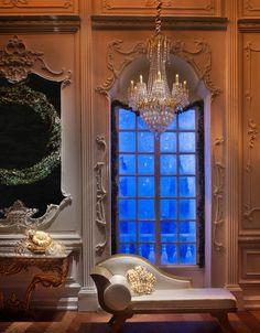 Wealth and Luxury Decor