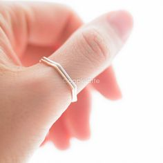 Hey, I found this really awesome Etsy listing at https://www.etsy.com/listing/180040111/skinny-hexagon-ring-thumb-ring