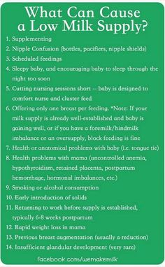 Important for breastfeeding! Things I wish I had known.