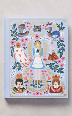 Alice's Adventures In Wonderland #anthrofave