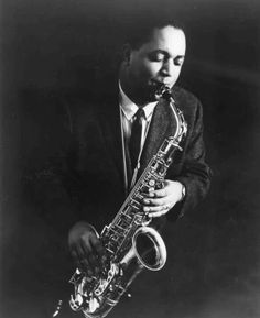 Oliver Nelson- one of my very favorite saxophone players.... Stolen Moments.....