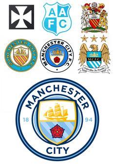 """Manchester City Football Club (Ciudad de Mánchester Fútbol Club o simplemente Mánchester Fútbol Club). Nace como St. Mark's en 1880, luego Ardwick en 1887 y desde 1894 como el """"City"""". Uno de los llamados clubes del futuro en el fútbol europeo, de propiedad de jeques emiratíes. // Born as St. Mark's in 1880, then Ardwick in 1887 and since 1894 as the """"City"""". One called the future clubs in European football, owned by Emirati sheikhs."""