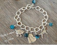 Pulsera Cadena Love Animal, bracelet love animal,