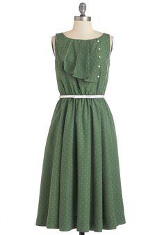 Very Sage Advice Dress | Mod Retro Vintage Dresses | ModCloth.com