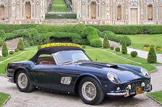 Platz 14: 1961er Ferrari 250 GT Spider California SWB. Versteigert am: 18. Mai 2008 Höchstgebot: 10,89 Millionen US-Dollar. Heutiger Wert des Gebots: rund 12 Millionen Dollar. Anzahl gebauter Fahrzeuge dieser Art: 55.