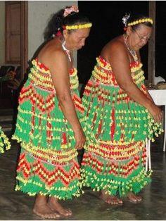 Toecajana Indians Suriname