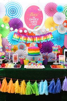 """Troll-tastic"" Trolls Birthday Party on Kara's Party Ideas   KarasPartyIdeas.com (29)"