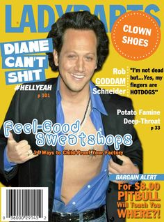 ROB GODDAM SCHNEIDER ISSUE