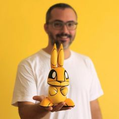 The Return of Mr. Bunny! Joe Ledbetter  Mr. Bunny.