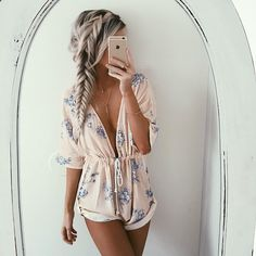 """emilyrosehannon on Instagram: """"this playsuit is everything! @saboskirt #saboskirt  also can't say enough good things about @lovingtanofficial for keeping me tan!"""""""