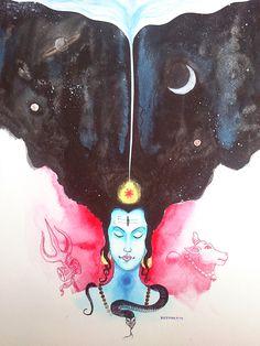 Shiva+by+deepakvk.deviantart.com+on+@deviantART