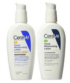 CeraVe Facial Moisturizing Lotion AM/PM Bundle (Packaging may vary) Glass Skin, Look Good Feel Good, Face Lotion, Skin Care Cream, Am Pm, Moisturizer For Dry Skin, Face And Body, Facial, Fragrance