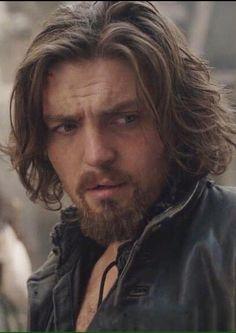athos | good LORD tom burke got hot