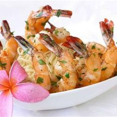 """Shrimp Scampi 