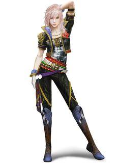 Lightning, Heartstealer Outfit - Lightning Returns: Final Fantasy XIII