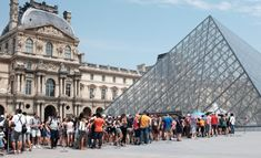 The Louvre, or the Louvre Museum, is the world's largest art museum and a historic monument in Paris, France. A central landmark of the city, it is located on the Right Bank of the Seine in the city's arrondissement Versailles, Leonardo Paintings, Transformers, Ile D Aix, Saint Catherine Of Alexandria, Georges Clemenceau, Hotel Des Invalides, Huge Waves, Jesus Painting