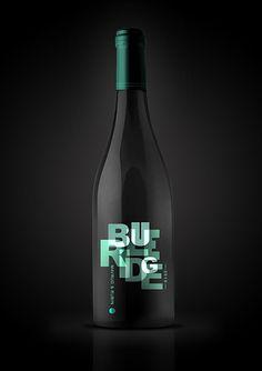 Blue Ridge wine on the behance network