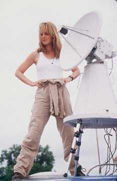 Helen Hunt as Jo Harding in Twister (1996)