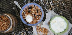 Recipe: Homemade coconut yoghurt - Each Thursday Eleanor Ozich of Petite Kitchen will share her thoughts on healthy eating, with recipes and more. Kitchen Recipes, Raw Food Recipes, My Recipes, Sweet Recipes, Healthy Recipes, Recipies, Family Recipes, Healthy Treats, Healthy Desserts